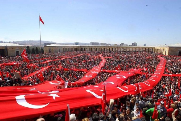 Back to the Hardest: The U-turn of Turkish Foreign Policy