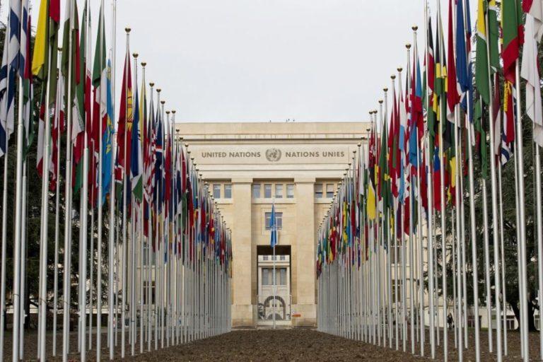 Reversal of Liberal International Order
