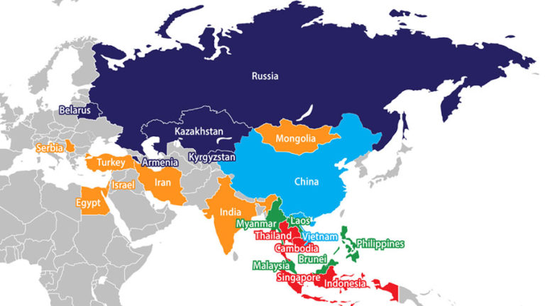 "Putin's ""Eurasian Union"": Geopolitical Repositioning"